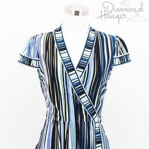 A31 BCBG MAX AZRIA Designer Dress Size Small S 4 6